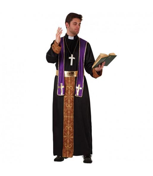 Disfraz de Obispo Diócesis