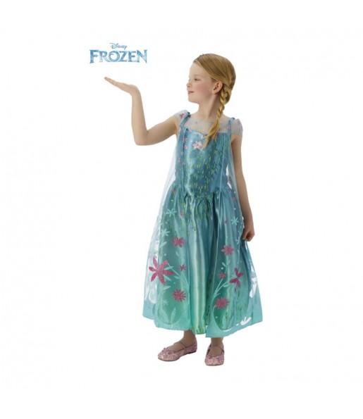 Disfraz de Elsa Fever Deluxe – Disney®