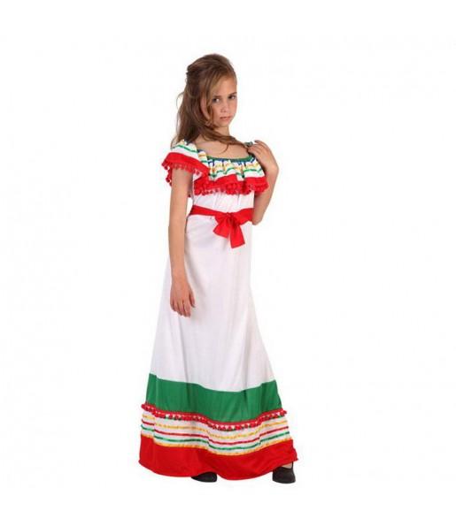 Disfraz Chica mexicana