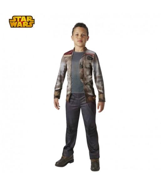 Disfraz de Finn Stormtrooper Star Wars