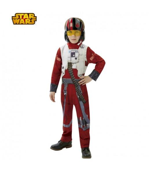 Disfraz de Poe Dameron Star Wars®