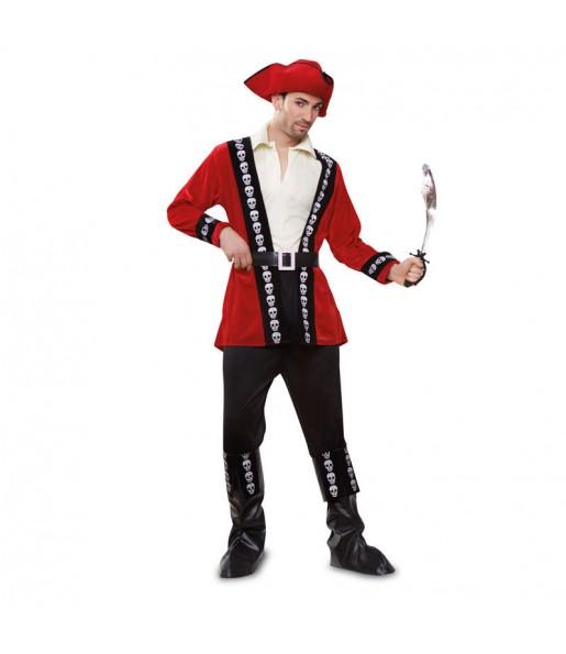 Disfraz de Pirata Calaveras