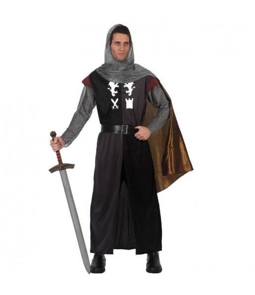 Disfraz de Caballero Medieval con Capa