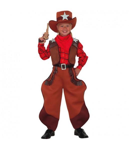 Disfraz de Vaquero Oeste niño