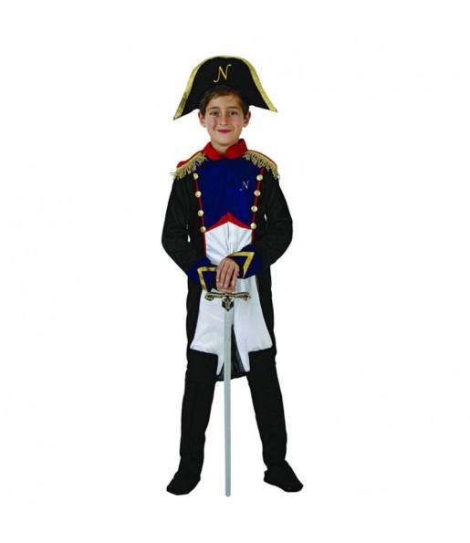 Disfraz de chico Napoleón