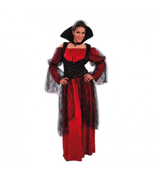Disfraz de Vampiresa clásica