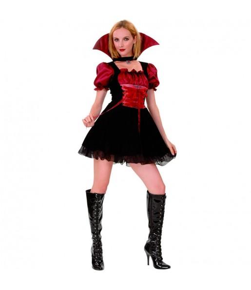Disfraz de Vampiresa Sexy