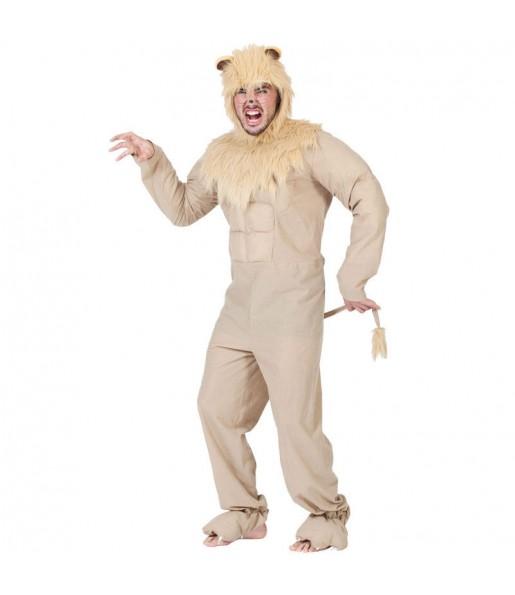 Disfraz de León Forzudo