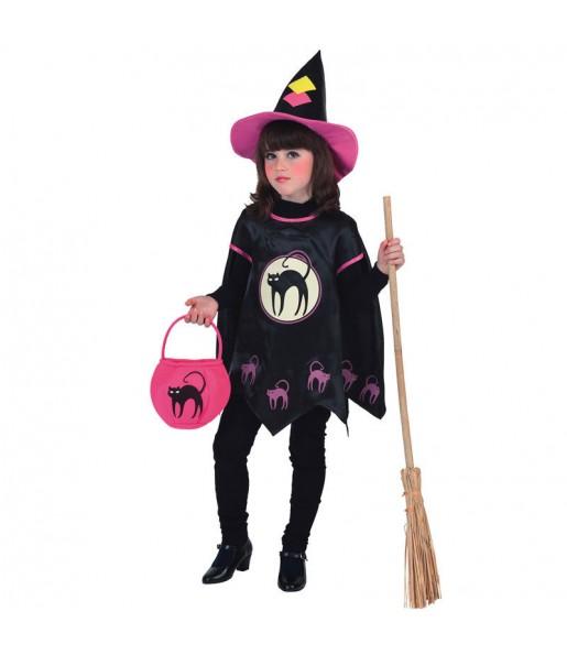 Disfraz de Brujita Halloween