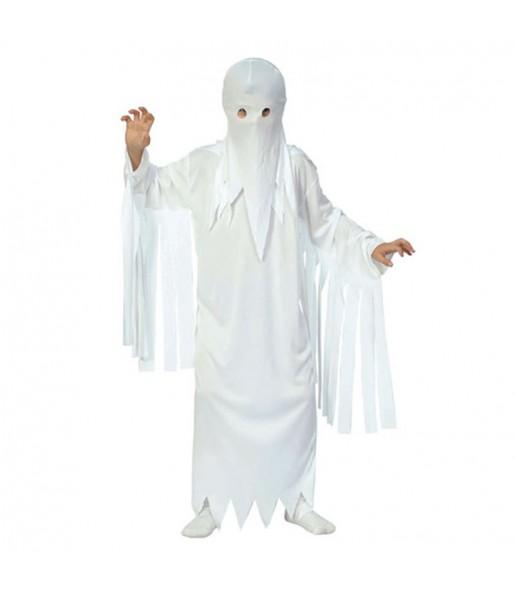 Disfraz de Fantasma niño