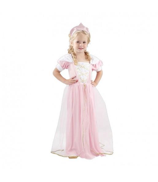 Disfraz de Princesa peque