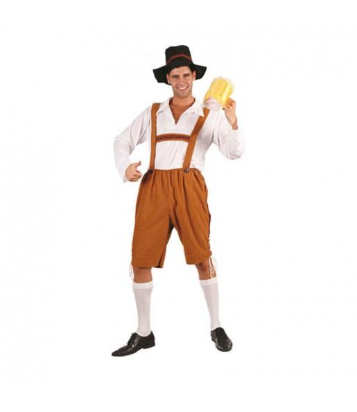 Disfraz de Alemán – Oktoberfes