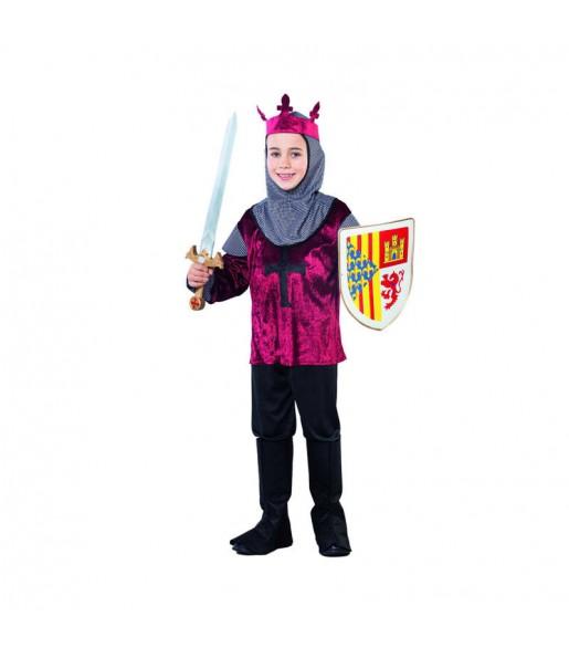Disfraz de Cruzado