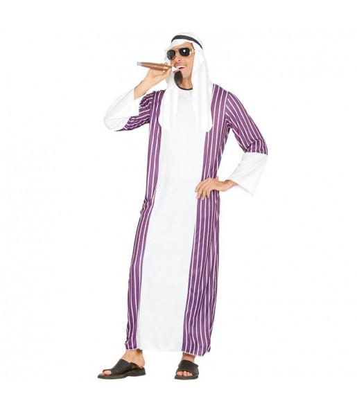 Disfraz de Árabe Jeque