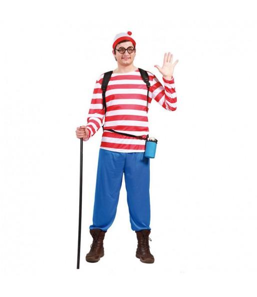 Disfraz de Wally para adulto