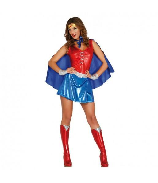 Disfraz de Wonder Woman