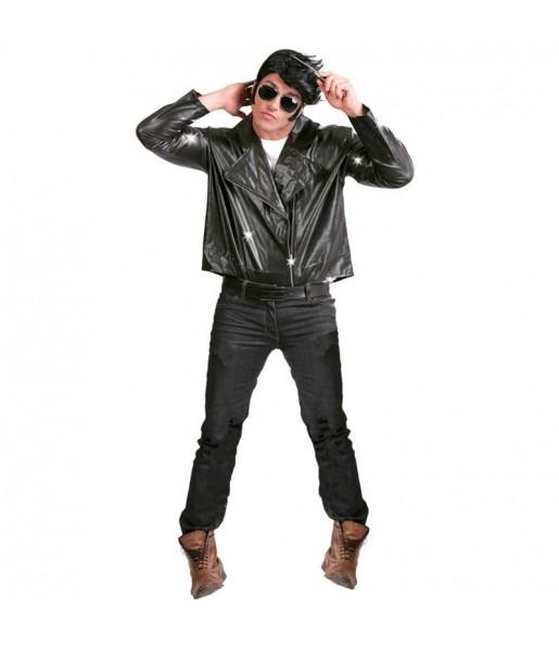 Disfraz de Chaqueta Motorista John Travolta Grease