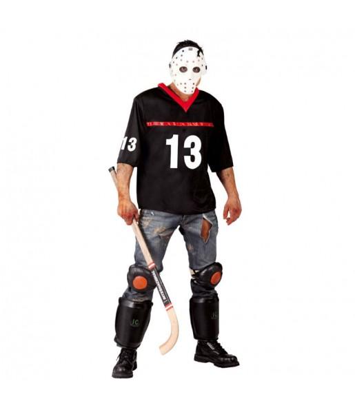 Disfraz de Jason Voorhees – Viernes 13