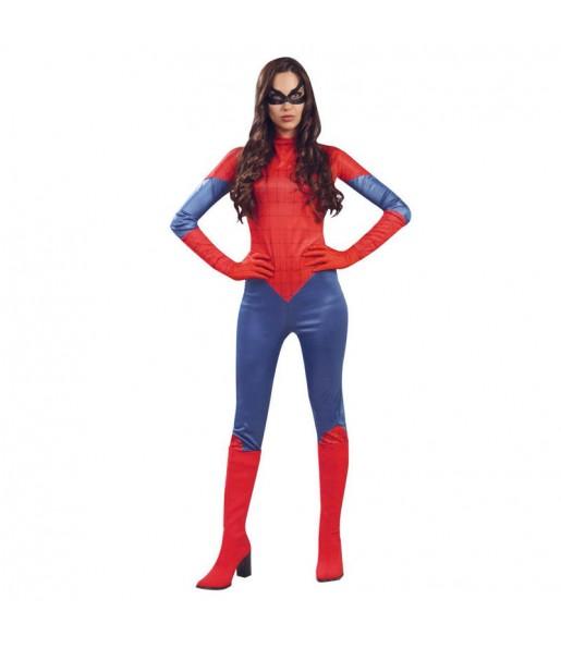 Disfraz de Spiderman Mujer