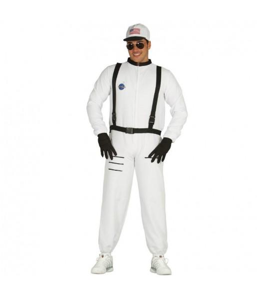Disfraz de Astronauta hombre nasa