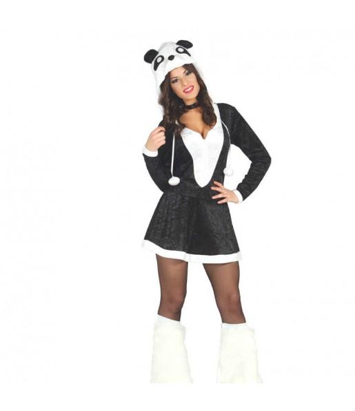 Disfraz Oso Panda Sexy