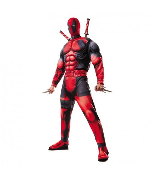 Disfraz de Deadpool Deluxe - Marvel®