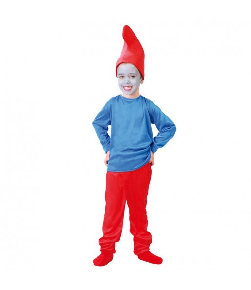 Disfraz de Enanito Jefe para niño