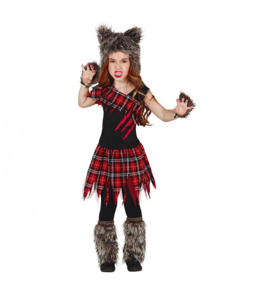 Disfraz de Loba Escocesa