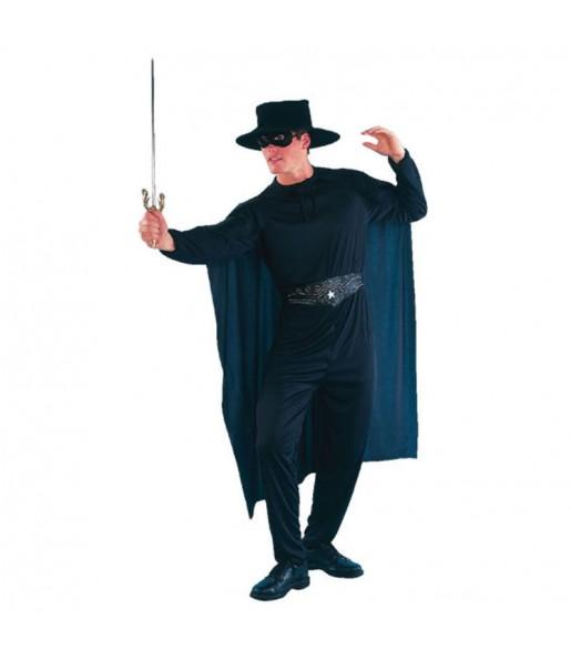 Disfraz de Zorro