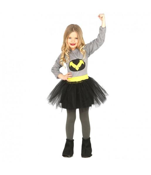 Disfraz de Batwoman Infantil