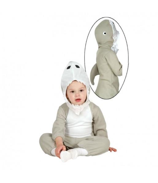 Disfraz de Tiburón Bebé