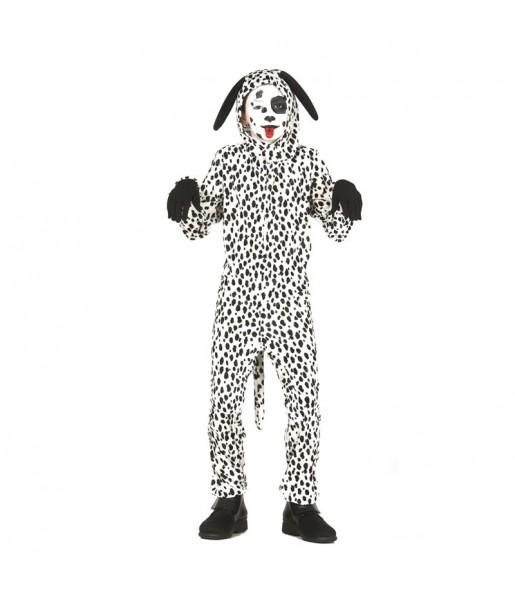 disfraz perro dálmata infantil
