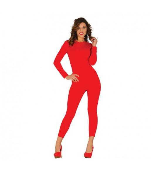 Disfraz Maillot Rojo para mujer