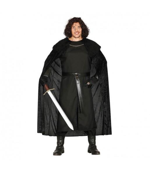 disfraz jon nieve juego tronos adulto