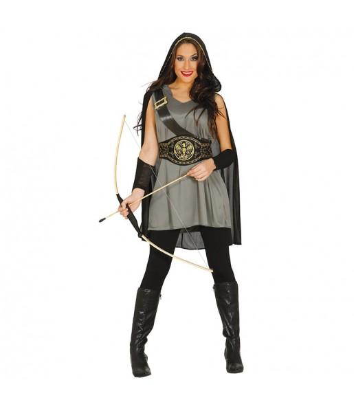 disfraz cazadora katniss juegos del hambre adulto