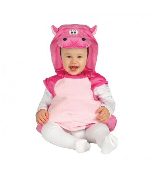 Disfraz de Hipopótamo Bebé