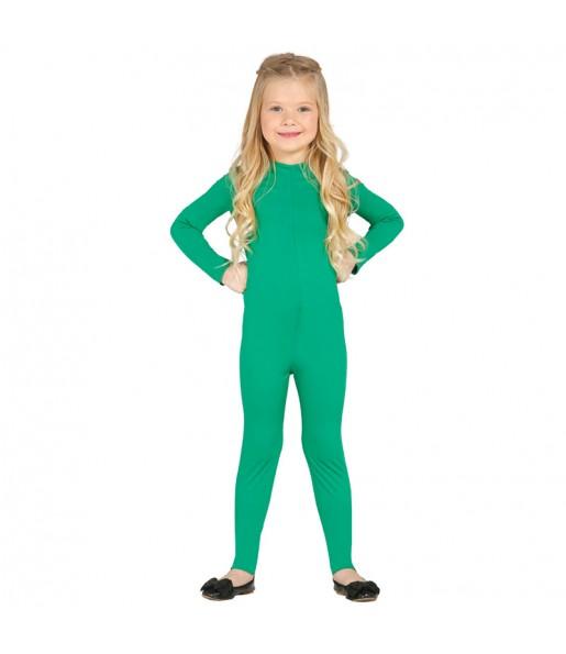 disfraz de maillot verde
