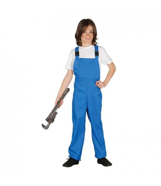 disfraz mecánico infantil