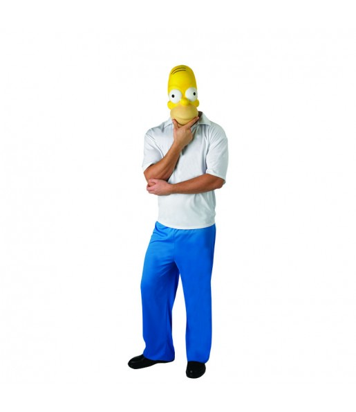 Disfraz de Homer Simpson The Simpsons