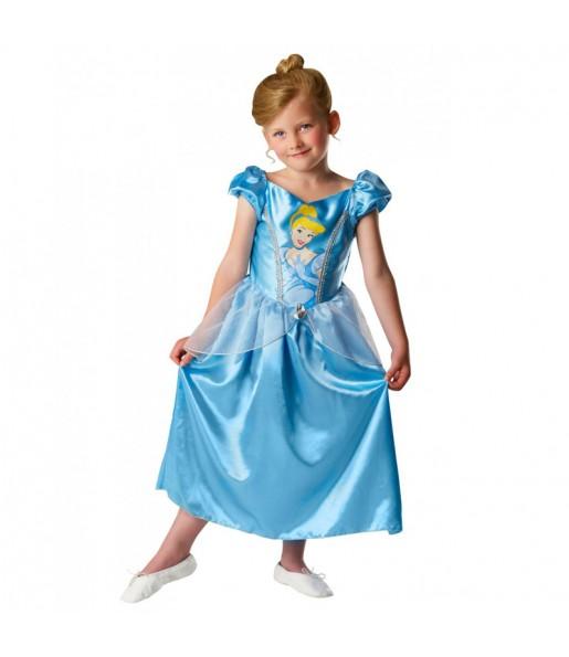 disfraz de cenicienta infantil