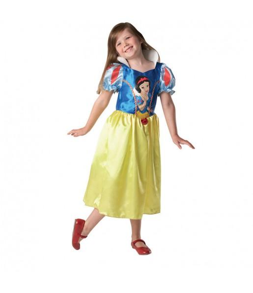 Disfraz de chica Blancanieves Disney