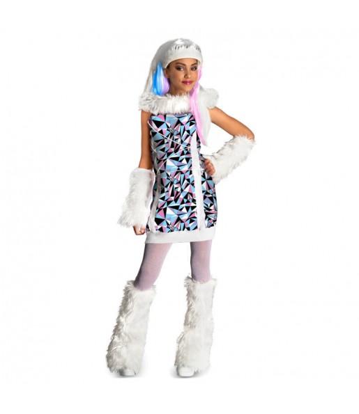 Disfraz Abbey Bominable Monster High para niña