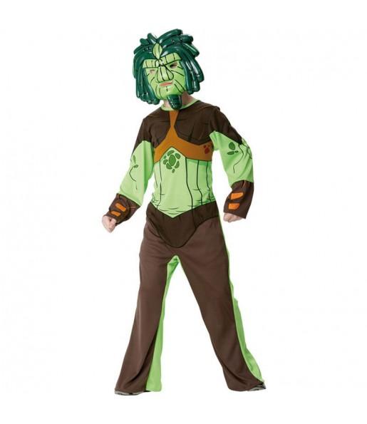 Disfraz de Gormiti Forest - Gormiti™