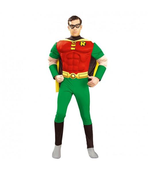 Disfraz de Robin Musculoso - DC Comics™