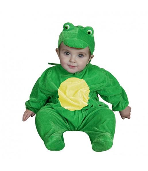 Disfraz de Rana bebé