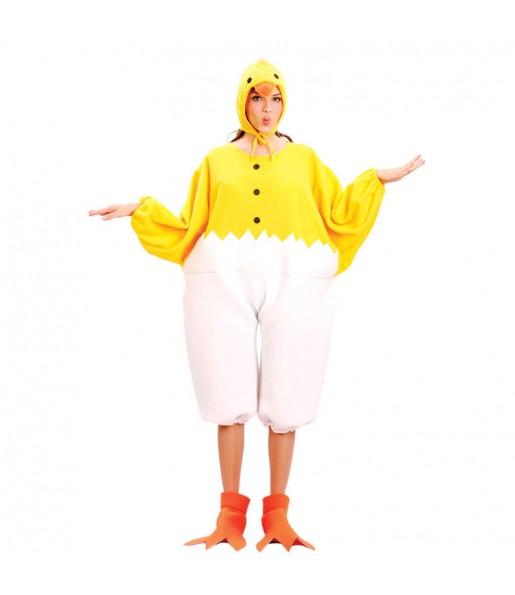 Disfraz de Pollo Cascarón