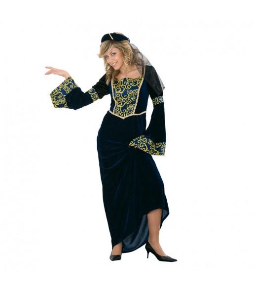 Disfraz de Dama Medieval Jimena