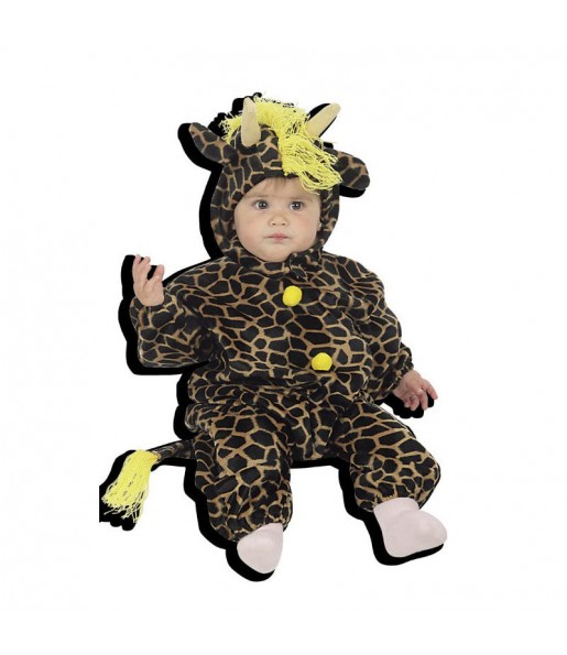 Disfraz de Jirafa para bebé