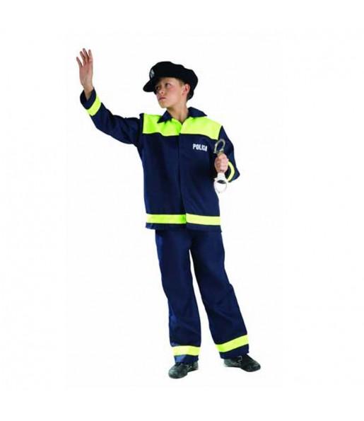 Disfraz de Policía Local