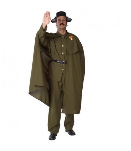 Disfraz de Guardia Civil Lujo
